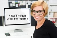 bloggen informieren